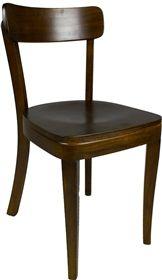 View Wood Chair-Dark Walnut, Wood Chair-Dark Walnut Picture