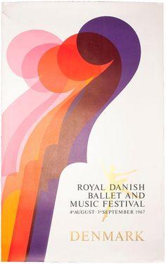 ANON. Royal Danish Ballet and Music Festival, 4th August - 3rd Septem… – Sotherans