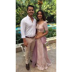 #printonprint#silk#croptop#skirt#lehenga#indianwear#indianwedding#indowestern#komalvora