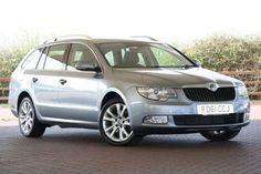 Used 2011 (61 reg) Grey Skoda Superb 2.0 TDI CR 140 SE 5dr for sale on RAC Cars