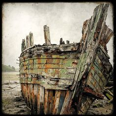#shipwreck  Copyright Marc Loret 2011