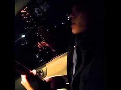 [from Eddy Kim Instagram] Jazz in the car