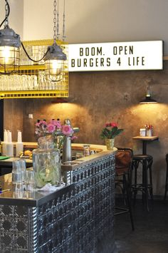 Burger essen in Hamburg Otto's Burger Sternschanze