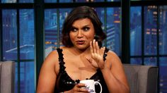 Mindy Kaling and Seth chat about the unfair gender roles in wedding parties.