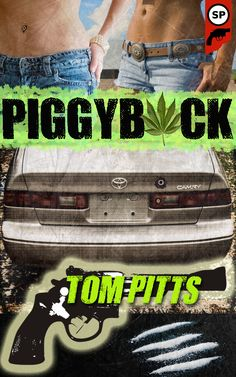 Possible cover for Piggyback by Tom Pitts. Toms, Cover