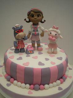 Torta Doctora Juguetes | Pastelera Bakery Shop | Flickr