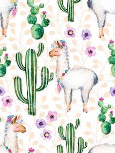 Resultado de imagen para acuarelas de cactus
