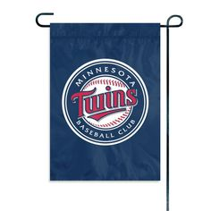 Minnesota Twins Mini Garden or Window Flag (15x10.5)