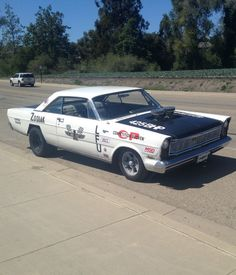 Speed away in this '65 Galaxie. #FastandFuriousFriday
