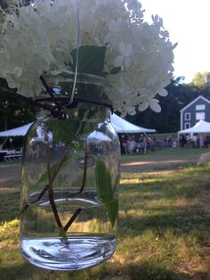 Wedding decor - rustic New England Wedding #steinbruck