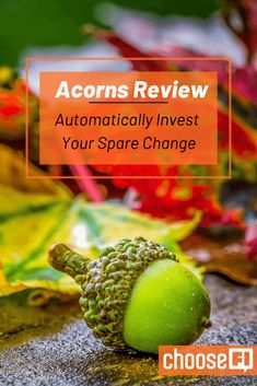 Acorns Review--Automatically Invest Your Spare Change Investing In Stocks, Investing Money, Opening An Ira, House Down Payment, Free Checking, Get Rich Quick, Saving For Retirement, Time Management Tips