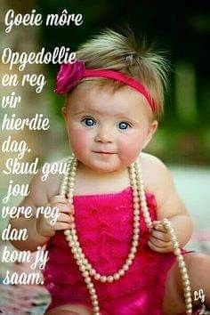 Love this color and her beautiful eyes. by rochelle. Rain Pictures, Funny Pictures For Kids, Funny Babies, Funny Kids, Lekker Dag, Baby Messages, Funny Kid Memes, Afrikaanse Quotes, Goeie More