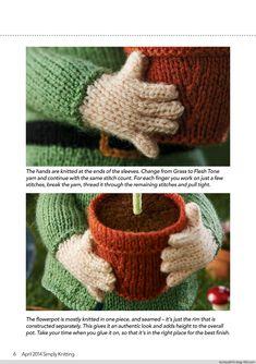 Simply Knitting №118 2014 - 紫苏 - 紫苏的博客