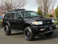 2000 Toyota 4Runner SR5 4WD Sport - Photo 2 - Portland, OR 97217