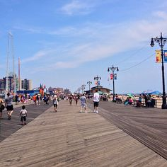 Coney Island Beach & Boardwalk in Brooklyn, NY