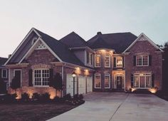 I want a big house in 15 years.