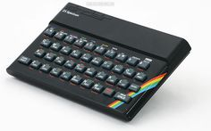 ZX Spectrum. Again not owned by me but spent hours playing Jet Set Willy on this rubber keyed computer. http://www.old-computers.com/museum/photos/sinclair_zx-spectrum_3-4_hr.jpg