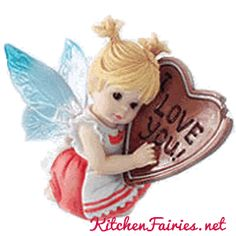 I Love You Fairie - From Series Fifteen of the My Little Kitchen Fairies collection