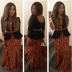Check Out This Lovely Ankara Style for Ladies http://www.dezangozone.com/2016/08/check-out-this-lovely-ankara-style-for.html