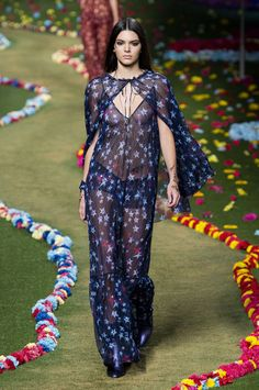 Tommy Hilfiger, Spring 2015 - Kendall Jenner's Best Runway Looks - Photos