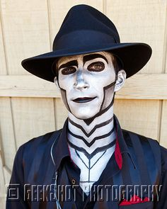 The Spine from Steam Powered Giraffe. This and many other SPG prints are available in our store.