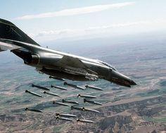 ВВС США перейдут на чугунные бомбы