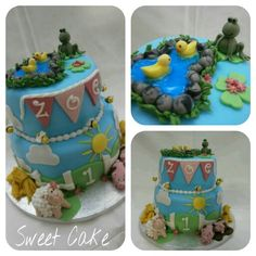 cake... farmyard :-D