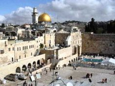 What does it mean to pray for the peace of Jerusalem? We discuss also Israel in terms of her covenant-relation with God as well as her significance in end times prophecy. Jerusalem, End Times Prophecy, Mount Of Olives, Dome Of The Rock, Western Wall, Israel Travel, Holy Land, Old City, Pilgrimage