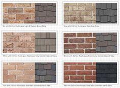 Exterior Colors For Brick Homes  Worthy Brick Exteriors On Pinterest Painted Brick Exteriors Red Brick Best Model