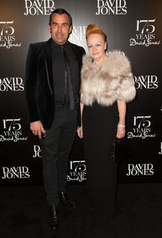 #davidjones #birthday #gala #djs175 #style