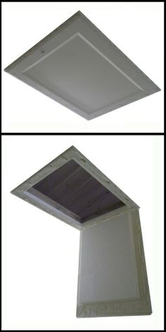 Don\'t put up with a draughty loft hatch, invest in one of our ...