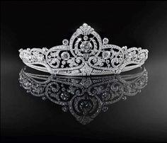 """""""MIS JOYAS REALES"""": Tiara Belga - Casa Gran Ducal de Luxemburgo"""