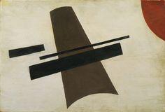 Ivan Kliun. Suprematism. 1916