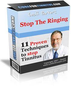 Tinnitus - Cure for Tinnitus