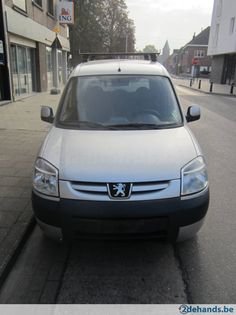 Peugeot Partner 2006 1.6HDI 55Kw - Te koop