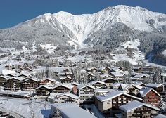 Klosters, Switzerland >>>Klosters, officially Klosters-Serneus, is a municipality in the district of Prättigau/Davos in the Swiss canton of Graubünden. Its well-known ski resort lies 150 km (93 mi) from Zurich, the nearest international airport. Transfer time is about 1.5 hours. Klosters is 10 km (6.2 mi) from Davos. The Klosters ski resort has long been the winter destination for the British Royal Family for over 3 decades.[