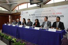 Organiza IECM encuentro sobre los retos del Sistema Nacional Anticorrupción para los Institutos Electorales