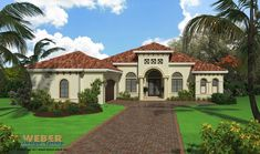Brighton House Plan - Weber Design Group, Inc.