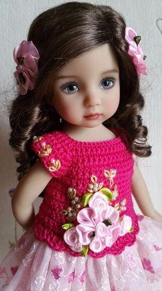 Resultado de imagem para dianna effner little darling dolls