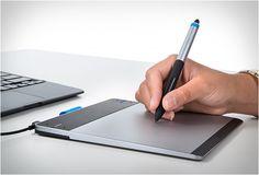 Wacom Intuos Pen & Tablet