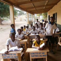 Back to School in Ghana