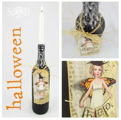 Preparing for a spookalicious Halloween - Shabby Art Boutique
