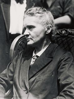 By 1930, Marie Curie's vision was failing, and she moved to a sanatorium, where her daughter Eve stayed with her. A photograph of her would still be newsworthy; she was, after her scientific accolades, one of the best-known women in the world. She died in 1934, probably of effects of exposure to radioactivity.