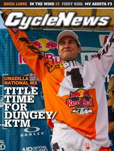 Cycle News - August 21, 2012 - Front Cover-3