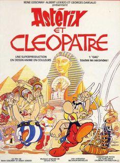 Astérix et Cléopâtre (René Goscinny & Albert Uderzo, 1968)