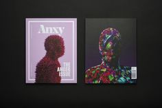 Image result for anxy magazine