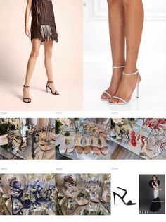 Rene Caovilla Shoes, Mini Skirts, Fashion, Moda, La Mode, Mini Skirt, Fasion, Fashion Models, Trendy Fashion