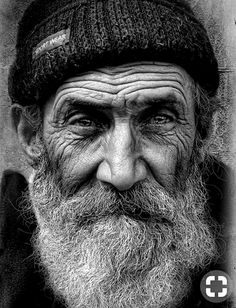 Retrato, Anciano