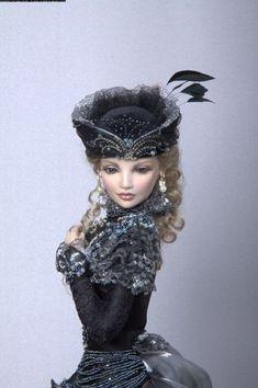 Фея кукол создавала.... Обсуждение на LiveInternet - Российский Сервис Онлайн-Дневников Ooak Dolls, Barbie Dolls, Victorian Dolls, Historical Costume, Collector Dolls, Doll Crafts, Ball Jointed Dolls, Doll Face, Barbie Clothes