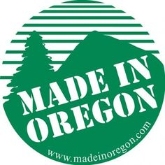 Made In Oregon since 1975